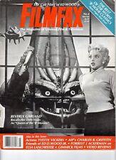 WoW! Filmfax #6 AIP Screenwriter! Beverly Garland! Yvette Vickers! Ed Wood Jr.!