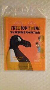 McDonald's 2020 Book : Treetop Twins Wilderness Adventures # 7 Cressida Cowell