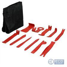 Zierleistenkeil 11-tlg Set Plastik Montierhebel Lösehebel Werkzeug Hebe Keil