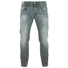 Replay Hyperflex Jeans - Replay Anbass Ajustado Vaqueros Denim - Varios Colores