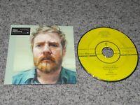 GLEN HANSARD Rhythm and Repose RARE Advance U.S. PROMO CD 2012 in Cardsleeve