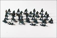 Painted Plastic German Airfix Toy Soldiers 21-50