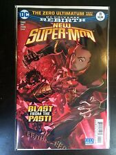 Super-Man #11 Cubierta De Un NM- 1 º Dibujo DC Comics Rebirth Gene Luen Yang