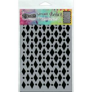 Dylusions COURT JESTER Small 5x8 Stencil by Dyan Reaveley