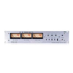 Urei Universal Audio BL-40 Modulimiter Rare Vintage Analog Compressor 1176 LA-3A