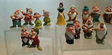 Snow White and the Seven Dwarfs Pc Figurines