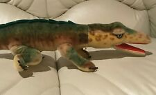 RARE 1960s STEIFF ALLIGATOR collectible