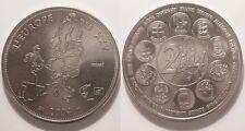Médaille l'Europe des XXV, Essai 2004 !!