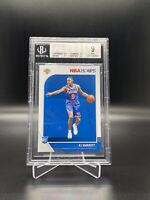 2019/20 PANINI NBA HOOPS RJ BARRETT RC #201 BGS 9 💎 MINT NEW YORK KNICKS