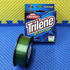 Berkley Trilene XT 20lb 1000yd Fishing Line Lo-Vis Green Economy Spool XTEP20-22