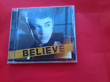 JUSTIN BIEBER - Believe (CD Original Album) 2012  Mercury  13 Tracks