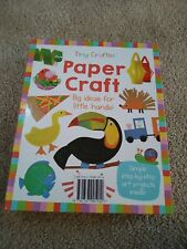 Top That Tiny Crafter Paper Craft Set Brand New