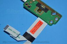 HP G60-243DX Laptop TouchPad On / Off  Button Board w/ Cable -Fits G60 Notebooks