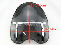 Hot For Harley Davidson Touring Softail Dyna Sportster Road Glide windshield