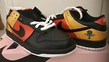 DS 2005 Nike Dunk Low Pro SB RAYGUN sz 8 HOME Edition 304292-803 SP AWAY Pigeon