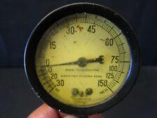 Vintage - Jas. P. Marsh & Co. - Back Recalibrator 150 - pressure gauge