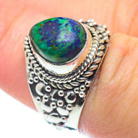 Azurite 925 Sterling Silver Ring Size 7 Ana Co Jewelry R57521F