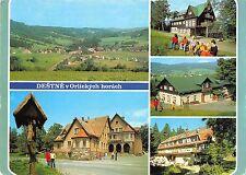 BR86498 destne v orlickych horach hotel narodni dum czech