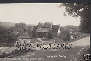 Sussex Postcard - Cocking Hill, Cocking    DR815