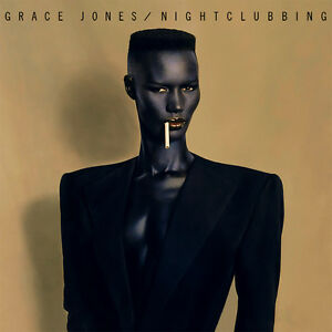 Grace Jones - Nightclubbing - 180gram Vinyl LP & Download *NEW & SEALED*
