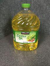 Kirkland Signature Canola Oil 96 OZ EXP 3/21 M87C