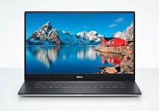 Dell Precision 15 M5520 i7-7820HQ 16GB 256GB PCIe SSD UHD Touch-screen M1200 4GB