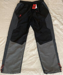 OFF-WHITE x Jordan Woven Pant Black