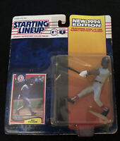 1994 ROOKIE STARTING LINEUP SLU MLB MO VAUGHN BOSTON RED SOX NEW SEALED