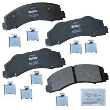 Disc Brake Pad Set-Stop Ceramic Brake Pad Front Bendix SBC1770
