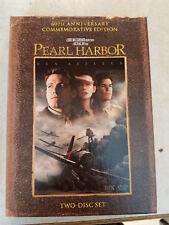 Pearl Harbor (DVD, 2001, 2-Disc Set, Widescreen; 60th Anniversary)
