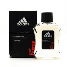 ADIDAS DEEP ENERGY by Adidas 3.4 oz, 100 ml Eau De Toilette Spray for Men