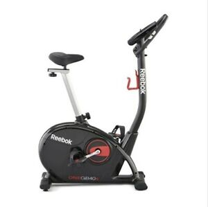 Reebok One GB40 Exercise Bike - Black/Red STILL Wrapped. BRAND NEW
