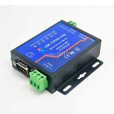 RS232 RS485 to Ethernet TCP IP Converter Dual Serial Device Server TCP232-410s