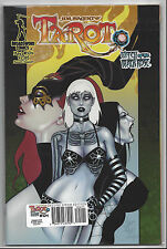 TAROT WITCH OF THE BLACK ROSE #104 CVR B DELUXE LITHO ED. W/SIGNED PRINT#282/500