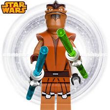 LEGO Star Wars Minifigures -  Pong Krell with 2 Lightsaber ( 75004 ) Minifigure