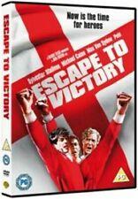 Escape to Victory DVD 1981 World War 2 Ww2 Stallone Pele Football Movie Classic