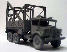 Milicast UK150 1/76 Resin WWII British Ford F60H 6 Wheel Gantry/Breakdown Truck