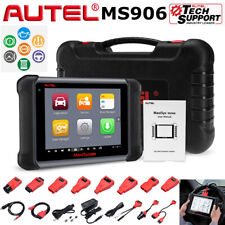Autel Maxisys MS906 as MS906BT OBD2 Diagnostic Scanner Car Engine Scan Tool Key