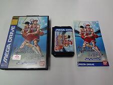 Slam Dunk From TV Animation Sega Megadrive Japan EXC