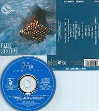 BLUE SYSTEM-BODY HEAT-1986-GERMANY-CD-MINT-