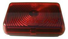 JOKON S130 RED RECTANGULAR REAR MARKER LAMP LIGHT CARAVAN MOTORHOME RML1 0231425