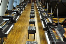 Steinway Model B Grand 1985 Refurbishing Details in listing 25 B's in Stock