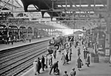 Photo. 1956-7. Birmingham, UK. Snow Hill Train Station