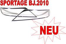 Kia Sportage 2010 Chrom Scheinwerfer Rahmen Zubehör