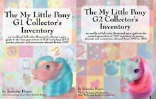 The My Little Pony G1 & G2 Collector's Inventory Price Guide by Summer Hayes MLP