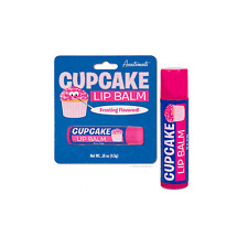 Cupcake Frosting Flavored Lip Balm- Cupcake Chapstick- Yummy Lip Treat- New