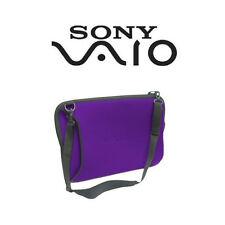 "Sony VAIO VGP-AMC9 Reversible Laptop Notebook Case Sleeve MacBook Pro Air 15.5"""