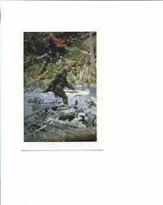BOB HEIRONIMUS autographed 4x6 color photo        AWESOME IN BIGFOOT COSTUME