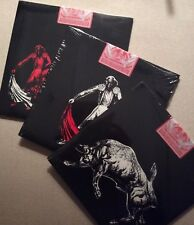 """WHITE STRIPES 3 x """"Conquest"""" RARE MISLABELED SET sealed"""