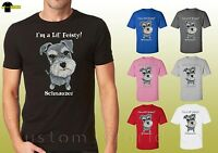 Schnauzer Shirts Cute Dog SchnauzerLove Graphic Design Unisex T-Shirt (19660hd4)